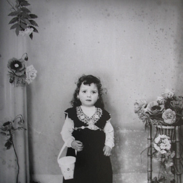Lazhar Mansouri (1932-1985)  Untitled circa 1960s [printed later]  gelatin silver print, edition of 5, stamped by the Estate paper size > 19 x 15 inches