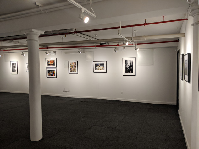 Andy Warhol: Working Material, 1980s, Installation View, Lower Level Gallery