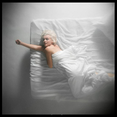 Douglas Kirkland Marilyn Monroe photograph 1961 [printed later] carbon print, edition of 9, signed and numbered paper size > 24 x 20 inches