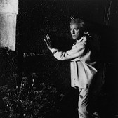 Lucien Clergue [1934-2014] Jean Cocteau in Testament of Orpheus, Les Baux de Provence photo 1959 [printed 2011] gelatin silver print, edition of 30 PF, signed paper size > 16 x 12 inches