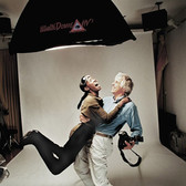 Douglas Kirkland  Douglas with Grace Jones, Hollywood  photo 1994 [printed later]  archival pigment print on watercolor paper, edition of 24, signed, numbered  paper size > 30 x 24 inches