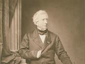 ANTOINE SAMUEL ADAM-SALOMON  Portrait of a Gentleman  circa late 1850s  vintage salt print  10 x 8 inches