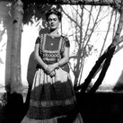 Leo Matiz (1917-1998)  Frida Kahlo, Coyoàcan, Mexico  photo 1943 [printed 1997]  gelatin silver print, edition of 25, signed 17.25 x 13.25 inches