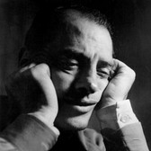 Leo Matiz (1917-1998)  Luis Buñuel, circa 1970s vintage gelatin silver print 11 x 8 inches