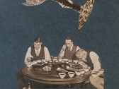 ELEMÉRNÉ DE MARSOVSZKY  Collage  circa 1939  vintage collage on construction paper  11.25 x 7.2 inches