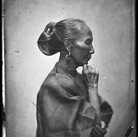 Old Woman, Canton  photograph 1868-1870 [printed later]  gelatin silver print from the glass negative, edition of 350, stamped  16 x 20 inches