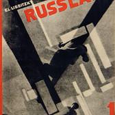 EL LISSITZKY Russland. Die Rekonstruktion der Architektur in der Sowjetunion (Neues Bauen in der Welt) lithographed on newsprint, 11.5 x 8.5 inches Published by Anton Schroll & Co., Vienna