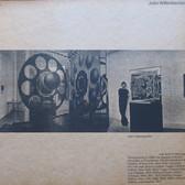 John Willembecher in his studio, 1971  Photograph by Eliot Elisofon