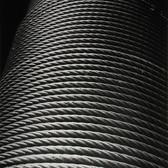 Leo Matiz (1917-1998) Rope, circa 1960s vintage gelatin silver print 9.5 x 8.25 inches
