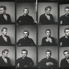 """Roy Schatt [1909-2002]  James Dean """"Torn Sweater"""", 1954 vintage gelatin silver print  paper size > 7.8 x 9.8 inches  Photo Roy Schatt CMG"""