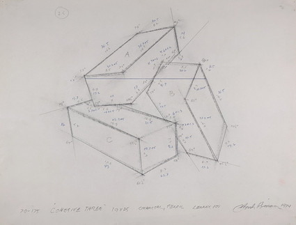 HINMAN_Study for Cohesive Three, 1974_19x25 inches_web.jpg