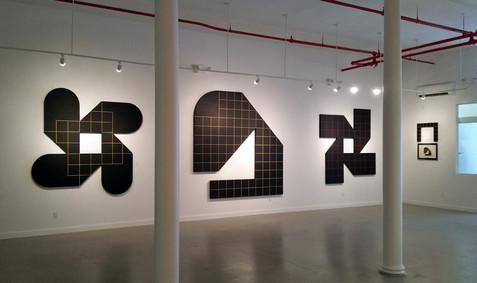 Westwood Gallery NYC Interior Exhibition