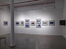 explorations IN process Installation View  Artworks by Nobuho Nagasawa.