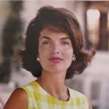 Jacques Lowe (1930-2001)  Jackie Kennedy, Hyannis Port, MA  photo summer 1960 [printed May 22, 1998]  C-print, AP, signed  paper size > 20 x 16 inches