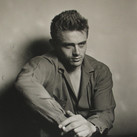 Roy Schatt [1909-2002]  James Dean smoking, New York City  photo 1954 [printed later]  gelatin silver print, edition of 65, signed  paper size > 20 x 16 inches  photo Roy Schatt CMG