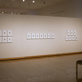 University of Wyoming Art Museum, Laramie, WY  Iconic Mass Culture: Andy Warhol's Portraits, 2010 Installation view