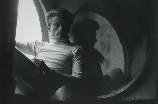 Schatt, Roy_James Dean _ window.jpg