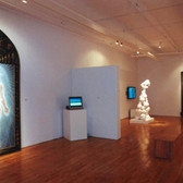 Physics of Spirituality  WESTWOOD GALLERY NYC  Installation view