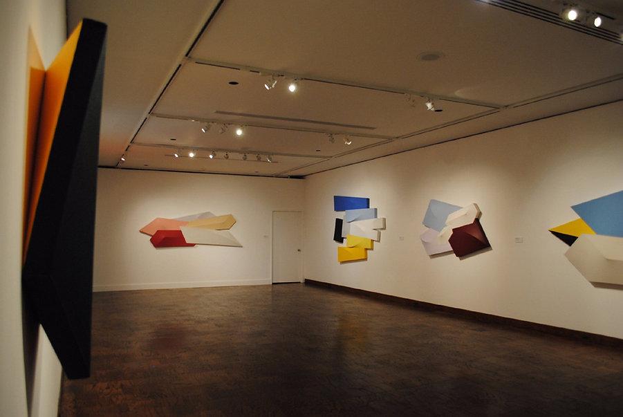 Charles Hinman_Kreeger Museum_Installati
