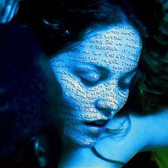 Helmut Grill  Writings: Eyes, 2003  Lambda print on Fuji Crystal paper, edition of 3  40 x 26 inches