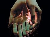 DANIELE BUETTI  White Hands  2002  lightbox  50 x 63 x 4 inches