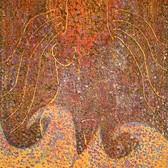 Priya Nirit Chen  Shechina / Goddess, 1995  acrylic on canvas,  51 x 40 inches