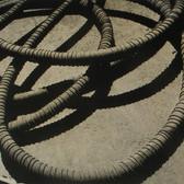 Leo Matiz (1917-1998) Coil of rope, circa 1960s vintage gelatin silver print 8 x 9.75 inches