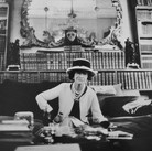 Coco Chanel, House of Chanel, Paris  photograph circa 1962-1969 (printed later)  gelatin silver print, AP, signed  image size > 14.25 x 9.5 inches  Photograph by Hatami (1928-2017)