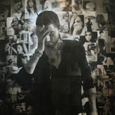Bryan el Castillo  Self Portrait  oil, mixed media on canvas,  60 x 48 inches