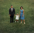 Jacques Lowe (1930-2001)  The Kennedys, Hyannis Port, MA  summer 1960 [printed later]  C-print, AP, signed  paper size > 20 x 16 inches