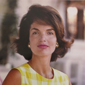 Jaques Lowe (1930-2001) Jackie Kennedy, Hyannis Port, MA photo August 1960  C-print, signed paper size > 20 x 16 inches