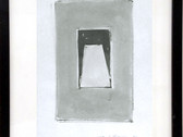 CHARLES HINMAN (b. 1932)  Untitled #8, 1996 ink on paper  10 x 7.25 inches