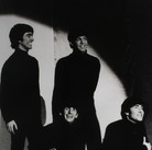 The Beatles at The Cavern  Liverpool, 1963  vintage gelatin silver print image size > 13 x 9 inches  Photograph by Hatami (1928-2017)