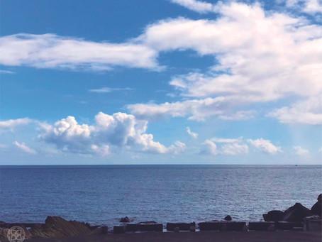 『海為何是藍色的?』
