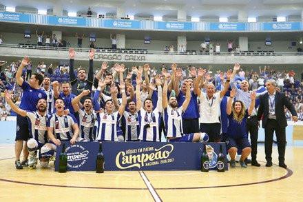 El Porto se proclama campeón de la liga portuguesa