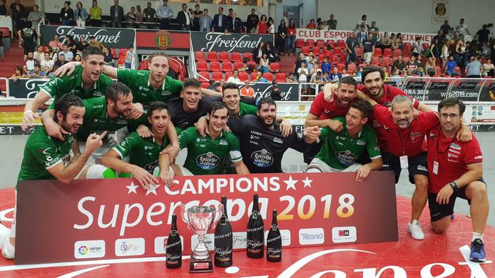 El Liceo se proclama supercampeón de España
