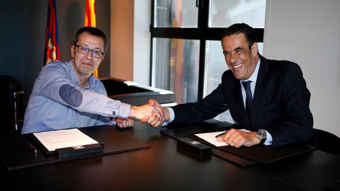 Edu Castro nuevo técnico del FC Barcelona