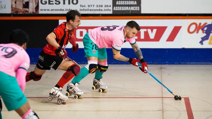 Propuesta de valoración de la fuerza efectiva de un jugador de hockey patines
