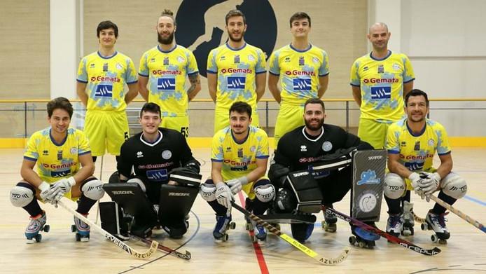 El Hockey Trissino confirma un caso de coronavirus entre sus jugadores