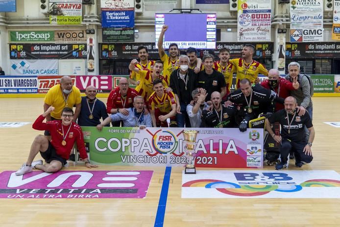 Lodi conquista la Copa de Italia