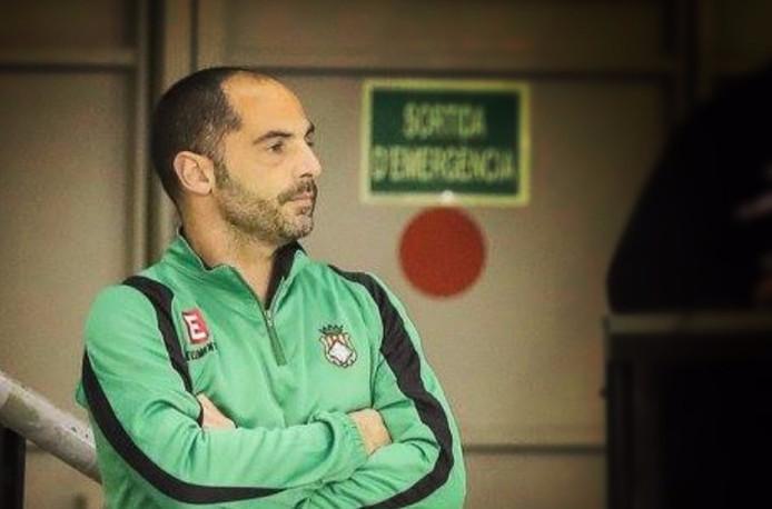 Carles Marín dejará el Cerdanyola a final de temporada