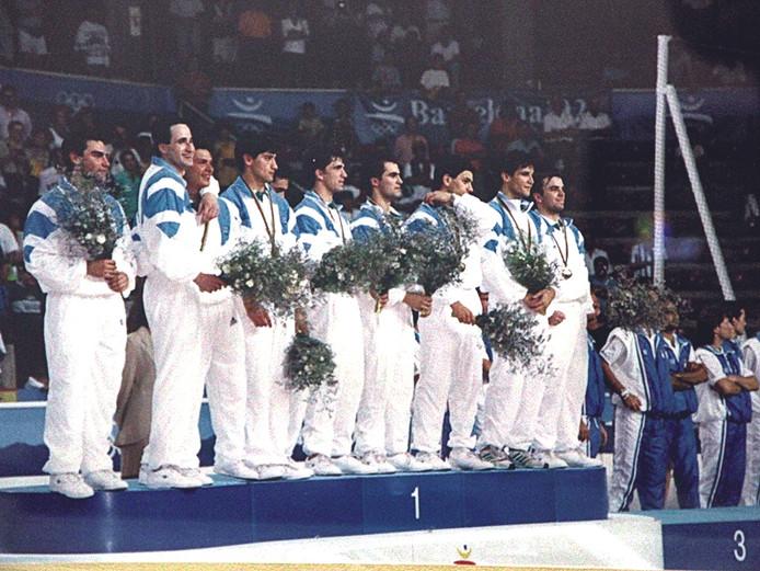La aventura olímpica del 92