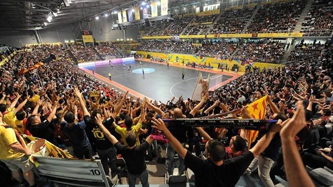 El pabellón Barris Nord de Lleida acogerá la Final Four de la Liga Europea