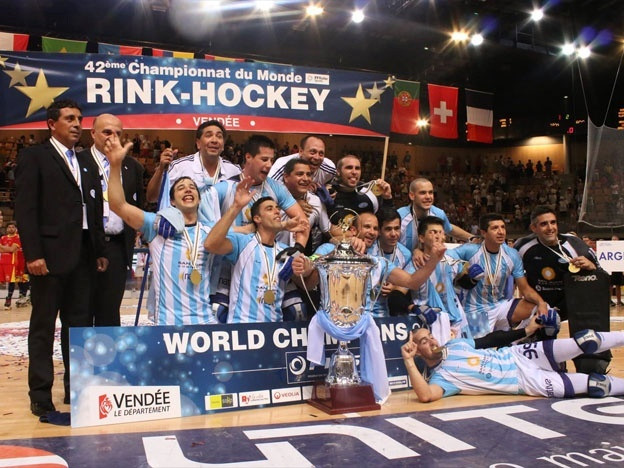 Argentina da a conocer los seleccionados para los WRG