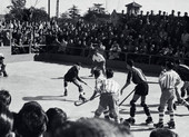 Historia del hockey patines