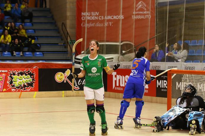 El Cerdanyola se clasifica a la final de la Copa de la Reina superando al Voltregà en penaltis