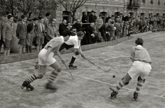 El Rey Juan Carlos y el hockey, una pasión de juventud