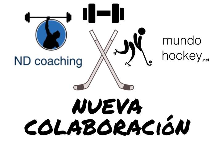 Mundohockey cierra una nueva colaboración con ND coaching