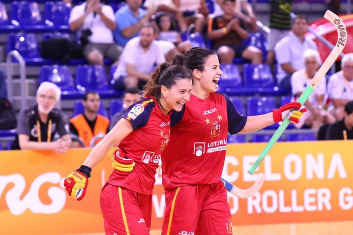 España femenina golea y se enfrentará en semis contra Italia