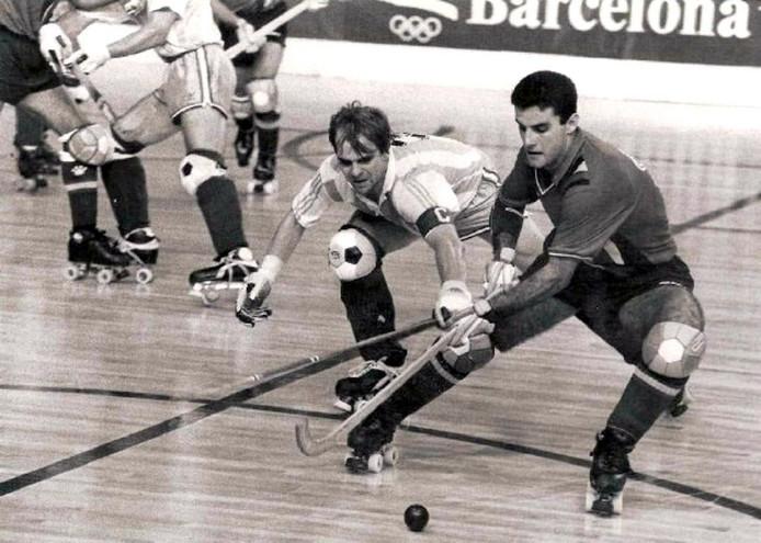 Rememoramos las olimpiadas del 92', las olimpiadas del hockey patines